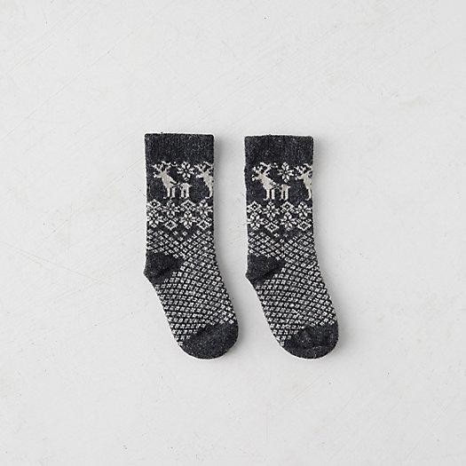 View larger image of Toddler Reindeer Socks