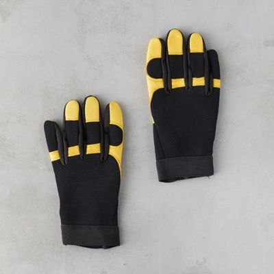 Mens Soft Touch Gardening Gloves