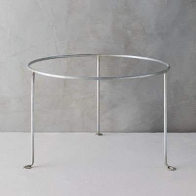 Iron Plant Stand, 18""