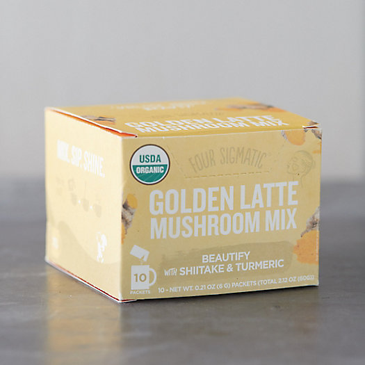 View larger image of Golden Latte Mushroom Mix