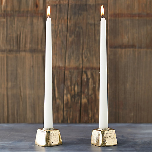View larger image of Brass Candlestick Holder