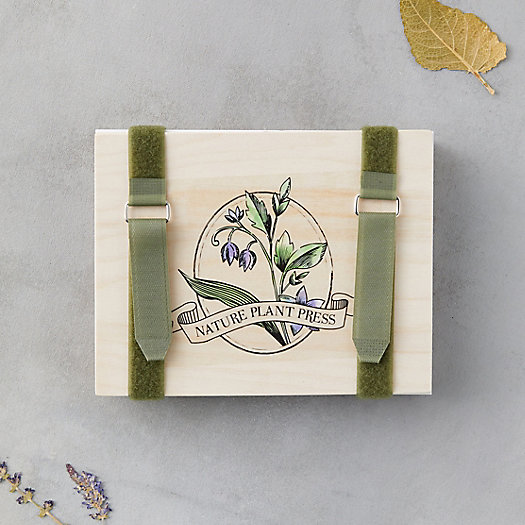 View larger image of Birch Plant Press