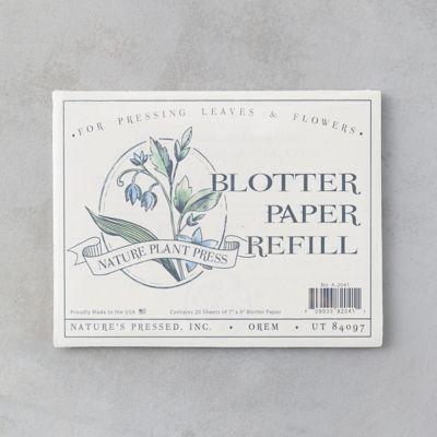 Birch Plant Press Blotting Paper Refill