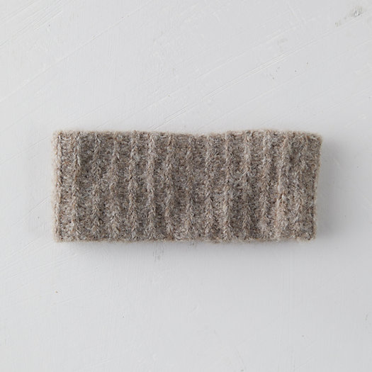 View larger image of Alpaca Ear Warmers