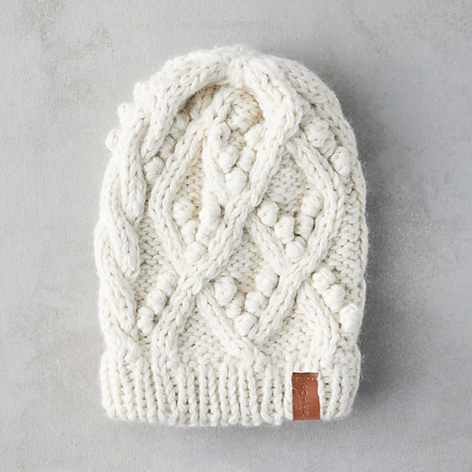 View larger image of Alpaca Bobble Beanie