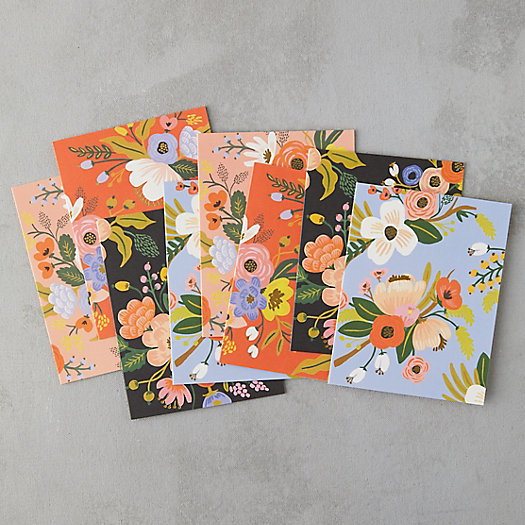View larger image of Floral Greeting Cards, Set of 8