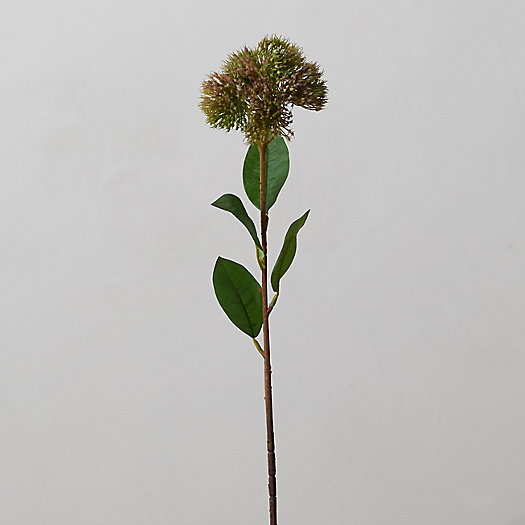 View larger image of Faux Carnation Bud Stem