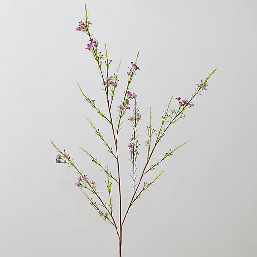 View larger image of Faux Waxflower Spray