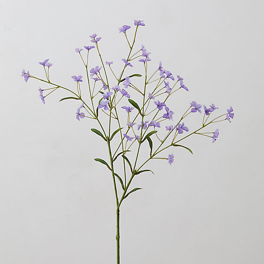 View larger image of Faux Lavender Flower Spray