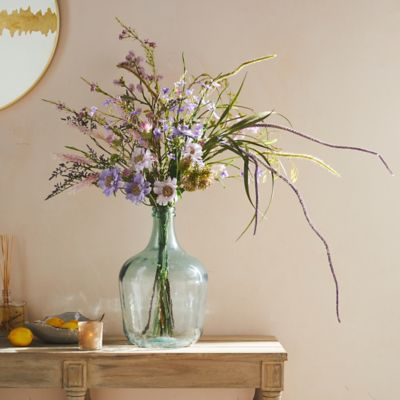 Faux Lavender Flower Spray