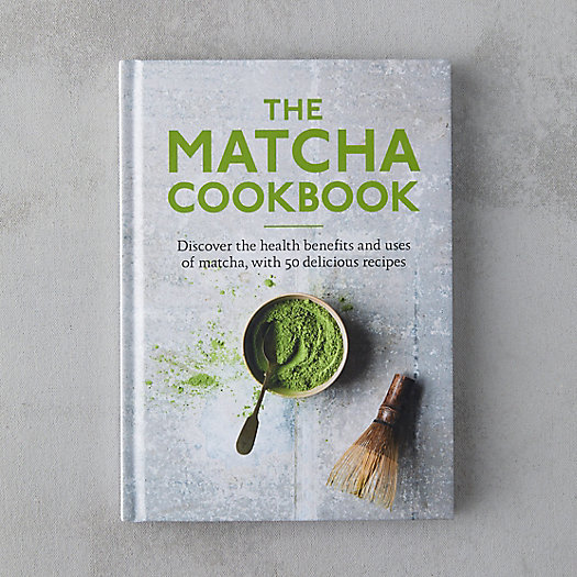 View larger image of The Matcha Cookbook