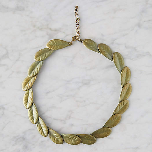 View larger image of Wood of Life Bronze Necklace