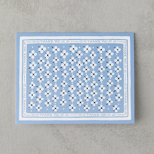 View larger image of Bandana Thank You Card