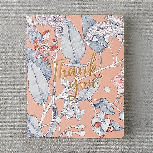 View larger image of Botanical Thank You Card