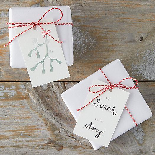View larger image of Scandinavian Seasons Greetings Gift Tags, Set of 16