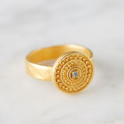 Saloon Circle Ring