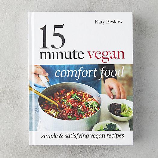 View larger image of 15 Minute Vegan: Comfort Food
