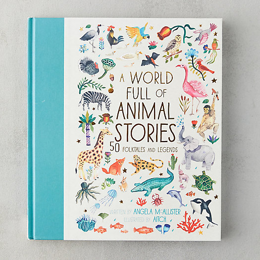 View larger image of World of Animal Stories