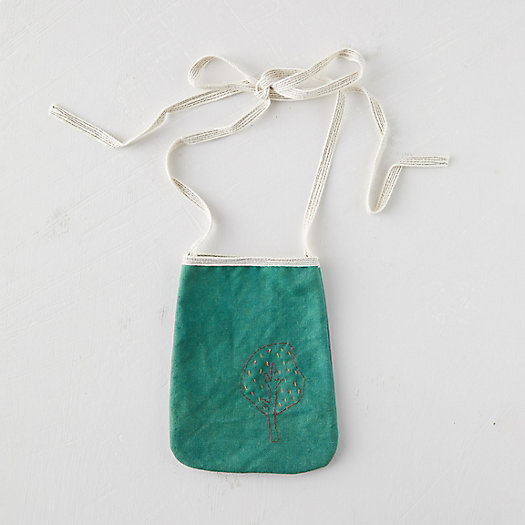 View larger image of Woodland Embroidered Pouch