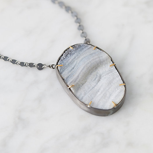 View larger image of Druzy Necklace