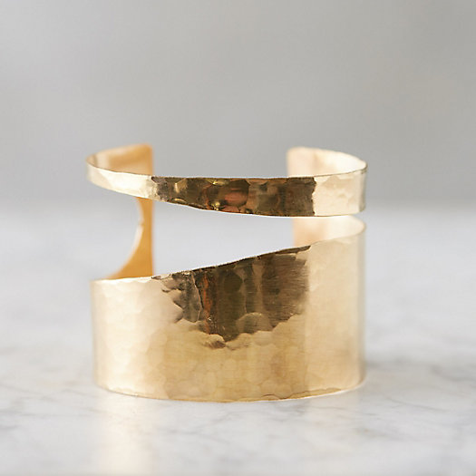 View larger image of Deco Brass Cuff