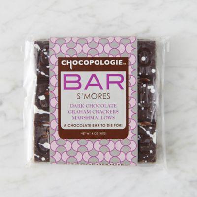 S'Mores Dark Chocolate Bar