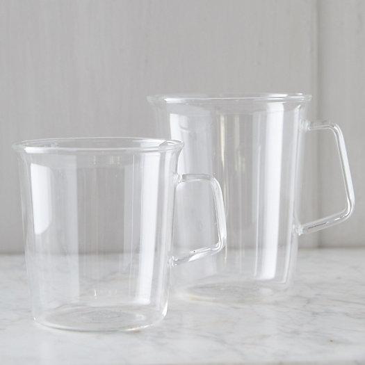 View larger image of Glass Mug