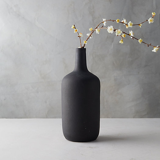 View larger image of Matte Terracotta Vase, Medium