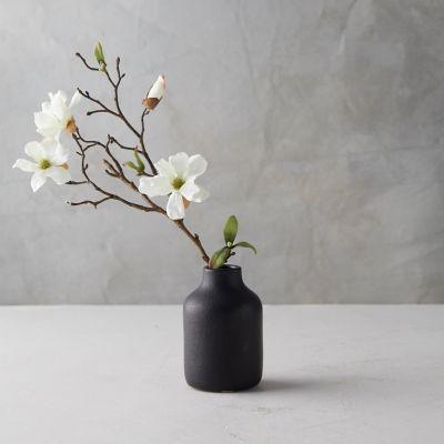 Matte Terracotta Bud Vase, Tall