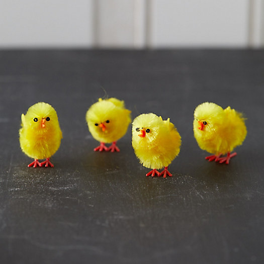 View larger image of Chenille Chick Set