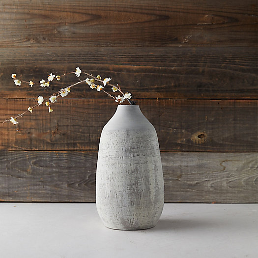 View larger image of Textured Terracotta Vase