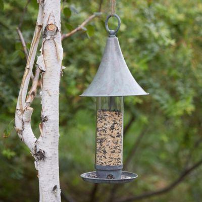 Verdigris Peak Bird Feeder