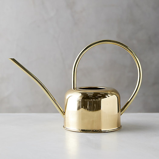 View larger image of Brass Watering Can