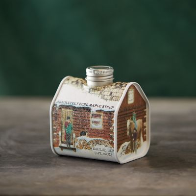 Finding Home Maple Syrup Log Cabin