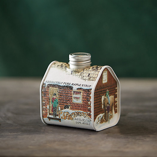 View larger image of Finding Home Maple Syrup Log Cabin