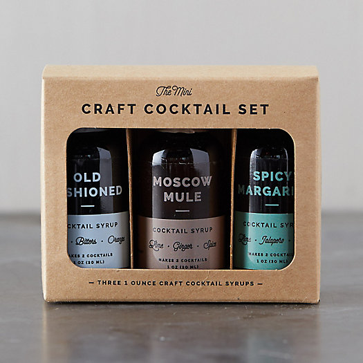 View larger image of Classic Cocktail Mix Gift Set