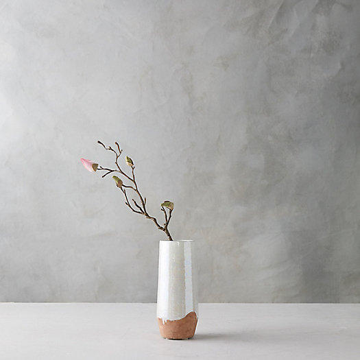 View larger image of Dipped Terracotta Vase