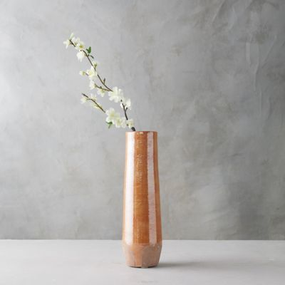 Dipped Terracotta Vase