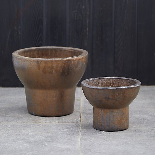 View larger image of Copper Earthenware Planter