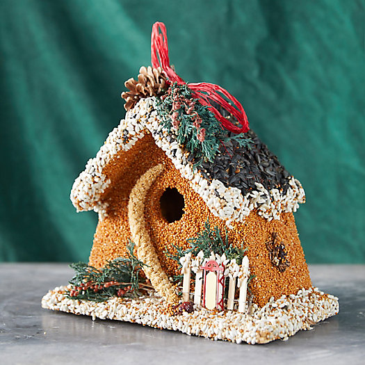 View larger image of Bird Seed Chalet
