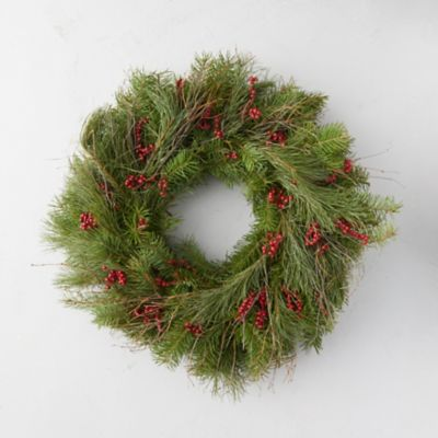 Fresh Pine Forest Wreath