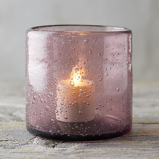 View larger image of Bubble Glass Votive Holder