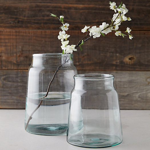View larger image of Glass Vault Vase
