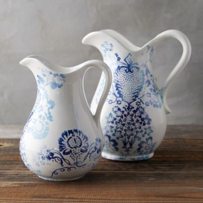 Chinoiserie Pitcher