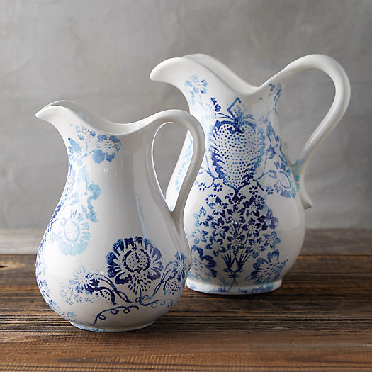 View larger image of Chinoiserie Pitcher