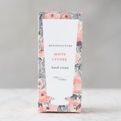 Botaniculture White Lychee Hand Cream