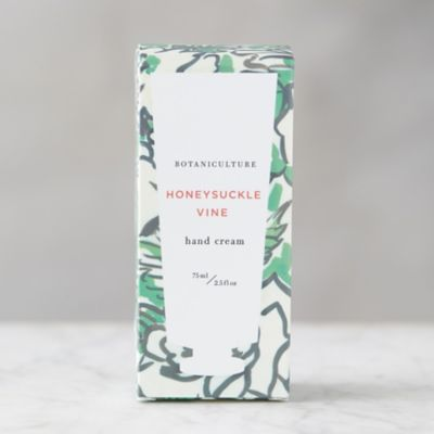 Botaniculture Honeysuckle Vine Hand Cream