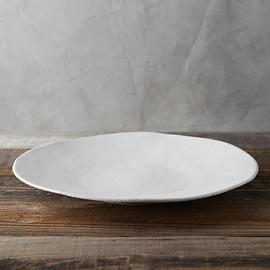 View larger image of Raw Ceramic Serving Platter