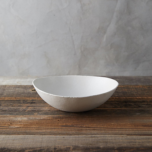 View larger image of Raw Ceramic Serving Bowl