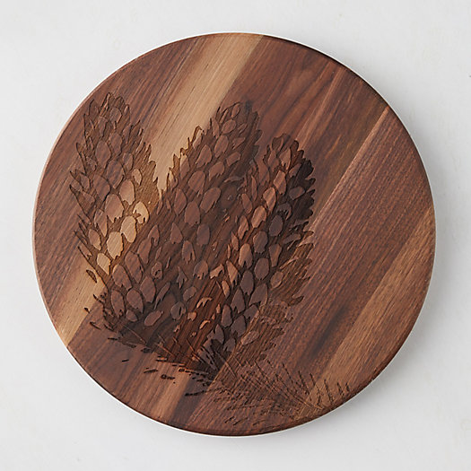 View larger image of Pinecone Cheese Board